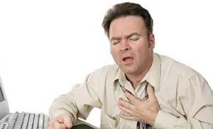 Taquicardia y falta de aire