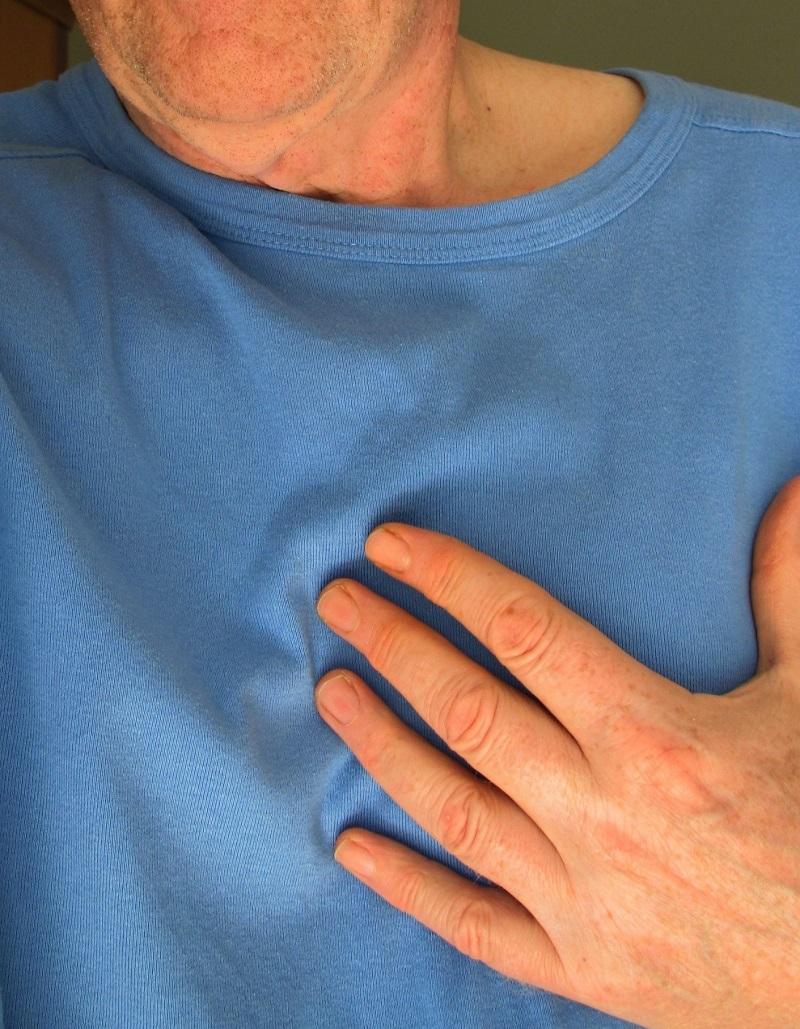 pinchazos en el pecho dolor pecho ansiedad